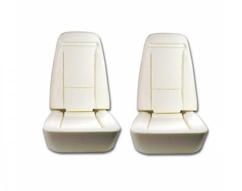 Corvette Seat Foam Set, 1970-1974