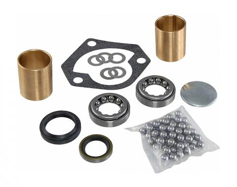 Corvette Steering Box Rebuild Kit, 1963-1982