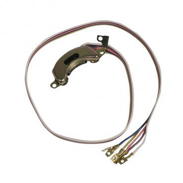 Corvette Turn Signal Switch, 1953-1962