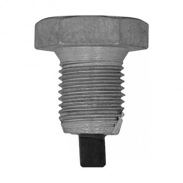 "Corvette Oil Pan Drain Plug, Magnetic, 1/2"" x 20, 1953-1996 Early"