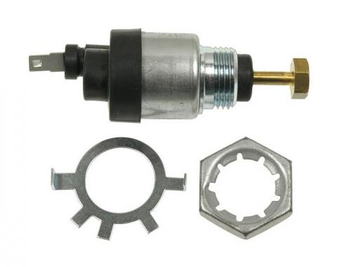 Corvette Carburetor Idle Stop Solenoid, 1972-1974