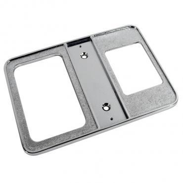 Trim Parts 56-62 Corvette Console Shift Plate, Each 5269