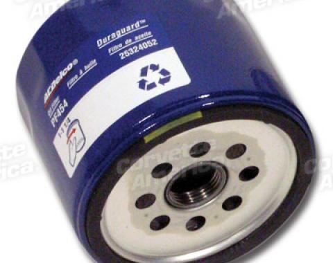 Corvette Oil Filter, PF-454 Spin On, 1957-1991