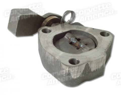 "Corvette Exhaust Heat Riser Valve, 2"" Without Fuel Injection, 1957-1974"